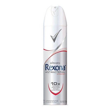 Desodorante Rexona Aerosol Men  Antibacterial 150ml/ 90g