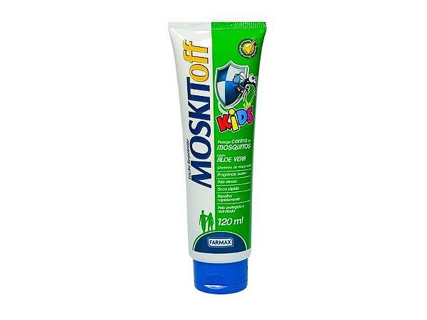 Repelente Moskitoff Kids Loção 120ml
