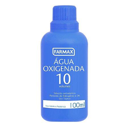 Agua Oxigenada 10 Vol Cremosa FARMAX