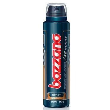Desodorante Bozzano Aerosol Sport 150ml