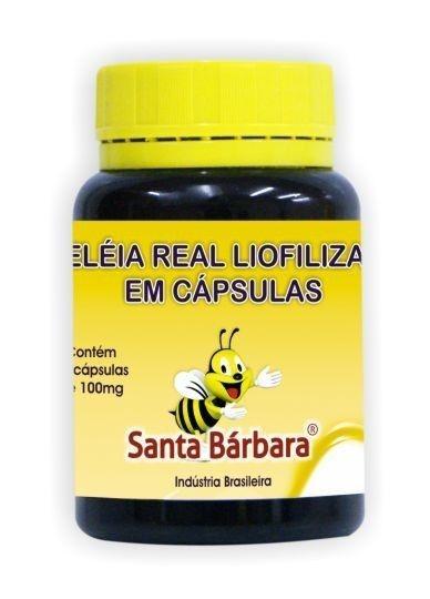 GELEIA REAL EM CAPSULAS 30 CPS DE 100MG