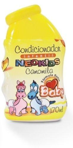 CONDICIONADOR NEOKIDS INF CAMOMILA 170ML