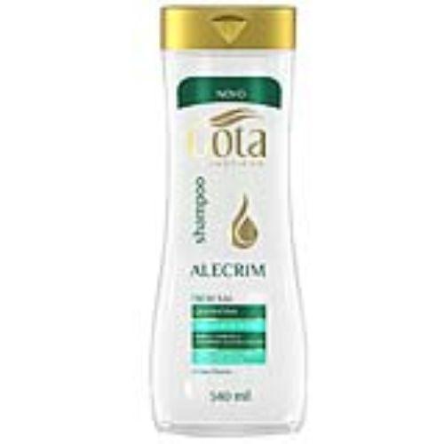 Shampoo Gota Dourada Uso Diário Alecrim  340ml
