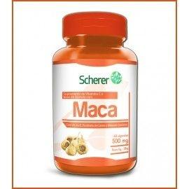 MACA 500MG 60CPS (scherer)