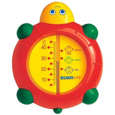 Termometro Kuka Para Banho Tartaruga Cod.7171