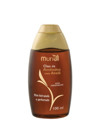 Óleo Muriel Corporal 100ml Amendoas