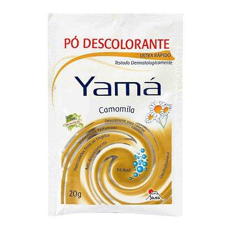 Pó Descolorante Yamá 20g Camomila