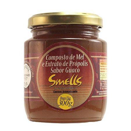 Mel Composto Própolis e Guaco 300g Smells
