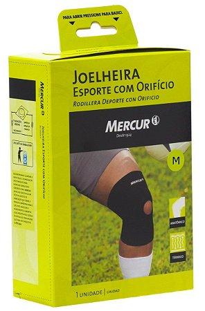 Joelheira Esporte Orifício Mercur M Ref: BC0036-BS