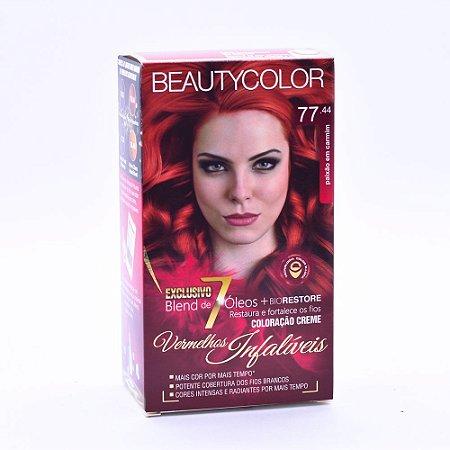Tintura Beauty Color 77.44 Paixão em Carmim (Especial)