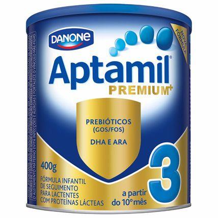 Leite Aptamil 3 premium 400g