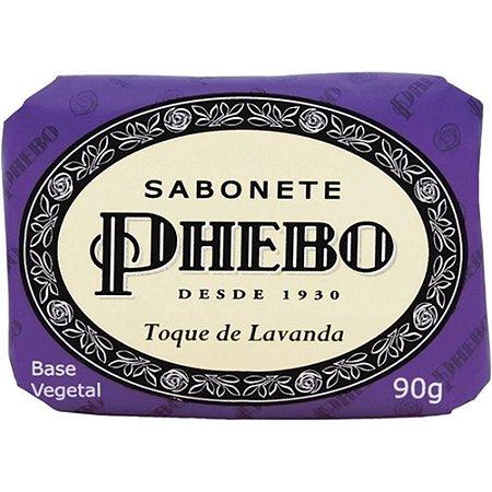 Sabonete Phebo 90gr Toque de Lavanda