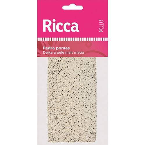 Pedra Pomes Ricca 1un  Ref. 350