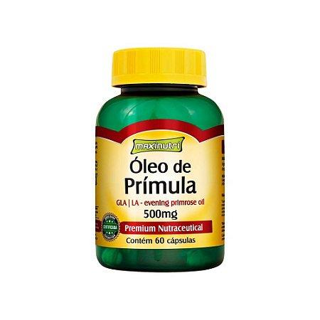 OLEO DE PRÍMULA C/ 60CPS - Maxinutri
