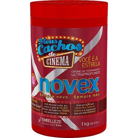 Novex Creme De Tratamento 1kg Meus Cachos de Cinema