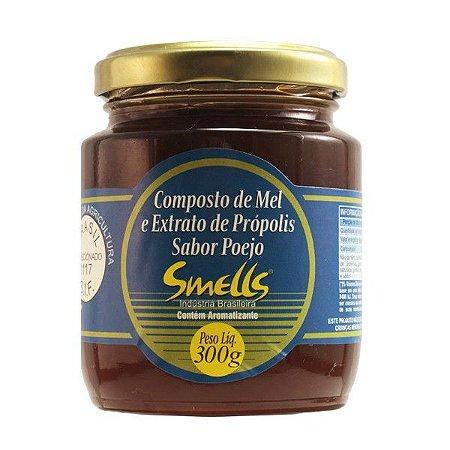 Mel Composto Propolis Poejo 300g Smells