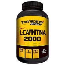 L Carnitina Transcend Sport 60 cápsulas