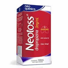 Dropropizina - NEOTOSS XPE AD 100ML