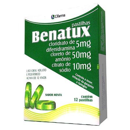 BENATUX MENTA 12un