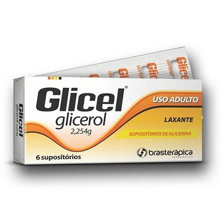 SUPOSITÓRIO ADT GLICEL 6UN