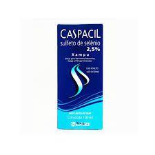 CASPACIL XAMPU 2,5% 100ML (CAZI)