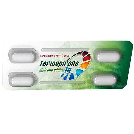 TERMOPIRONA 1G 4 comprimidos