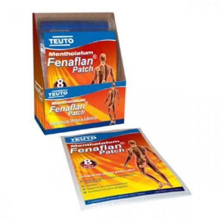 Fenaflan Patch Compressa Térmica Adesica (nf+)