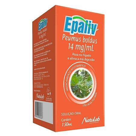 Pneumus boldus - EPALIV 150ml - Natulab