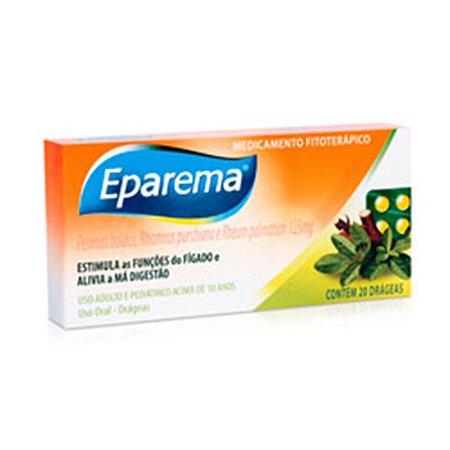 EPAREMA 20DRG