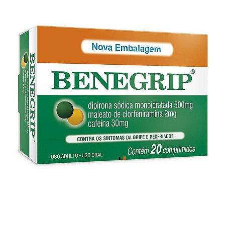 BENEGRIP 20cpr