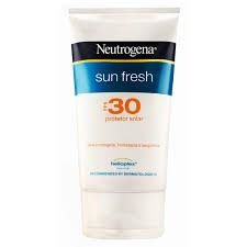 Neutrogena Sun Fresh Protetor Solar FPS 30 120mL