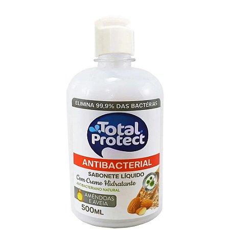 TOTAL PROTECT SAB ANTIBAC AMENDOAS E AVEIA 500ML