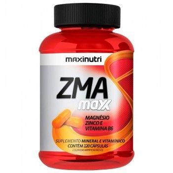 Zma Maxx 120 Cápsulas - Maxinutri