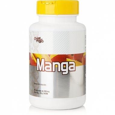 Chamais Manga Africana 400mg 60cps