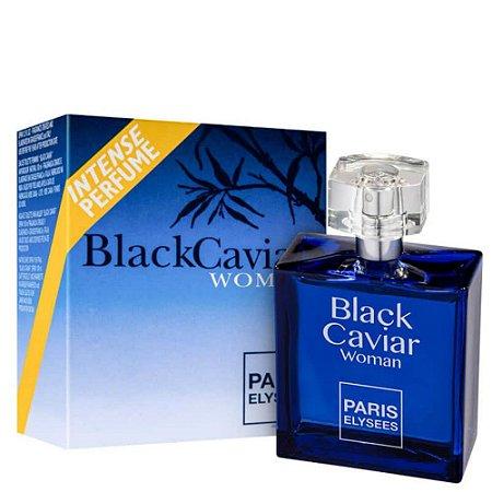 Perfume Paris Elysee Black Caviar Woman  100ml