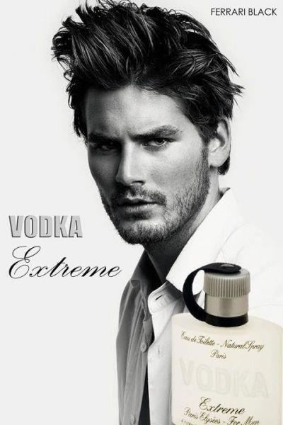 Perfume Vodka Extreme 100ml For Men - Paris Elysees