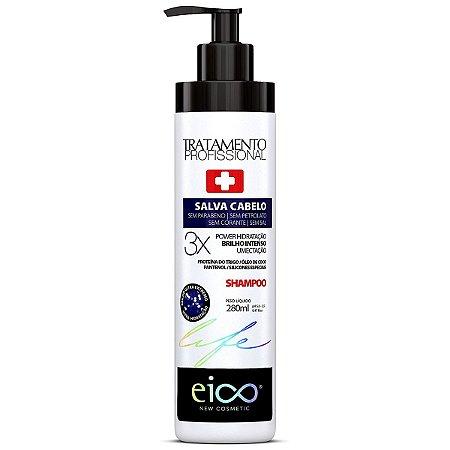 Shampoo Eico Salva Cabelo 280ml
