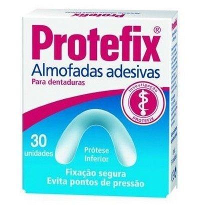 Protefix Almofadas Adesiva Inferior 30un.