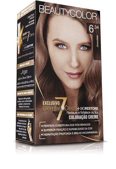 Tintura Beauty Color 6.34 Chocolate