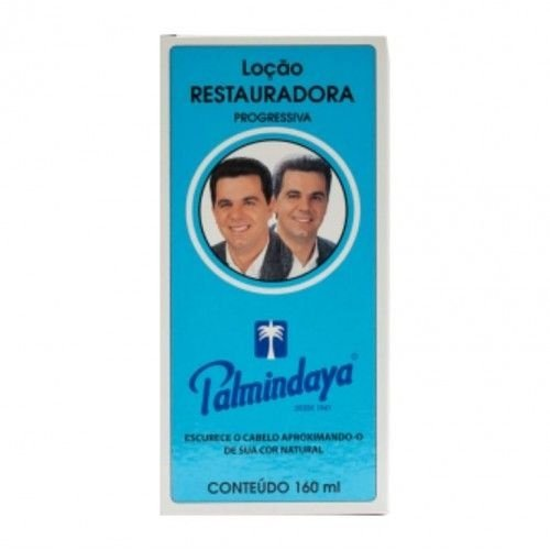 LOÇÃO RESTAURADORA PALMINDAYA FOR MAN 160ML