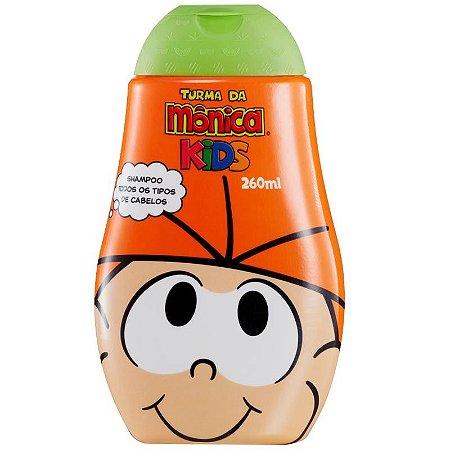 Shampoo Turma Da Monica todos os tipos 260ml