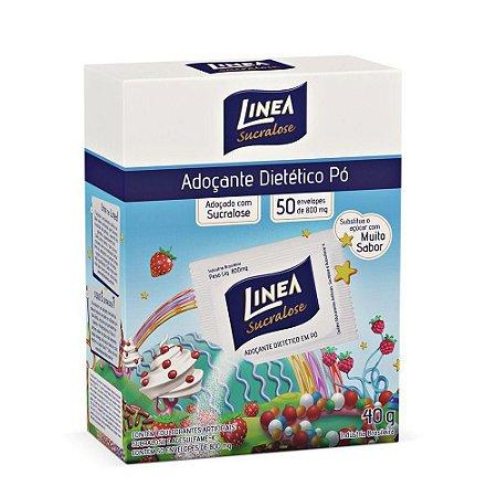 ADOCANTE LINEA SUCRALOSE 40G (SACHE)