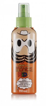 Spray Desembaraçador de Cabelo Turma da Monica 110ml