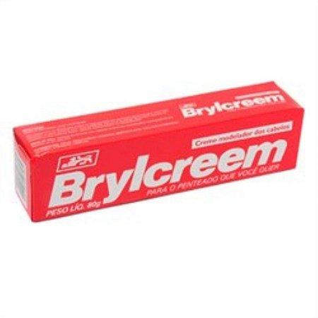 Creme Modelador Brylcreem (vermelho) 80g