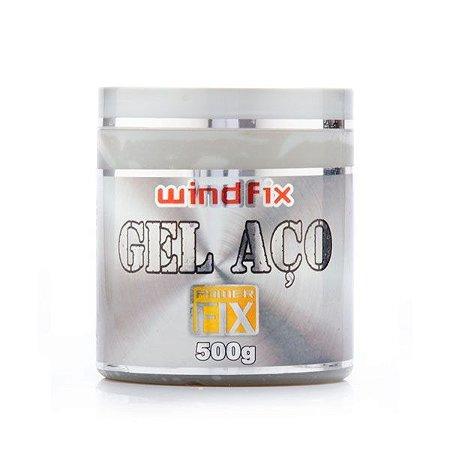 Gel Wind Fix Aço 500g