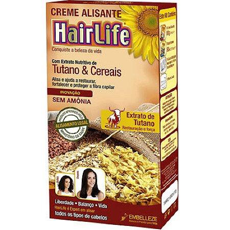 Alisante HairLife 180gr Tutano e Cereais