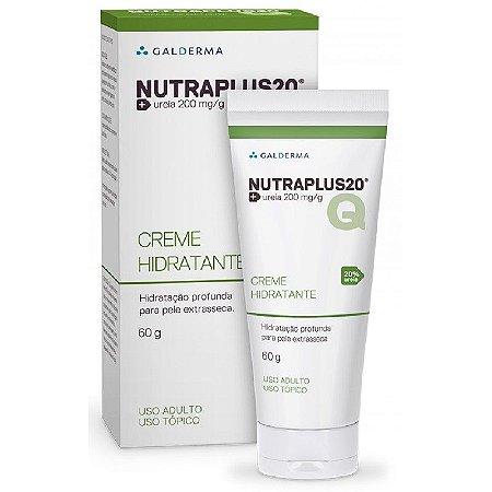 Nutraplus20 Q 20% Creme Hidratante 60gr