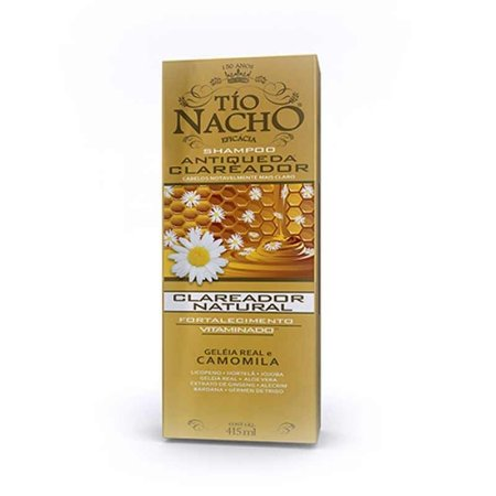 Condicionador  TIO NACHO CLAREADOR 415ML