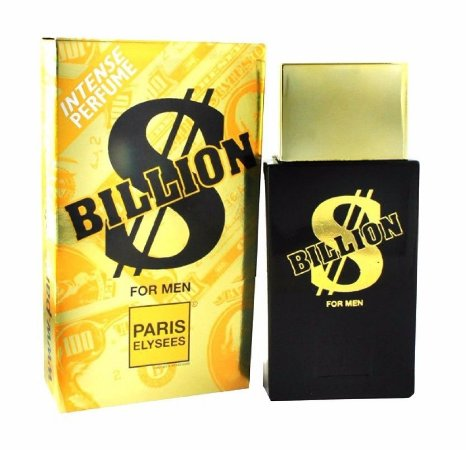 Perfume Billion For Man 100ml - Paris Elysees
