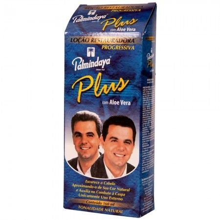 Loção Palmindaya Plus Masculina 160ml